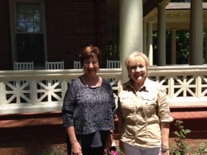 Janet Zetterstrom and Karen Leasman met with Agnes Scott College personnel who took us on a tour and related to us how the funds we provided were used to assist their GEMS program and to fund a $tart $mart initiative.